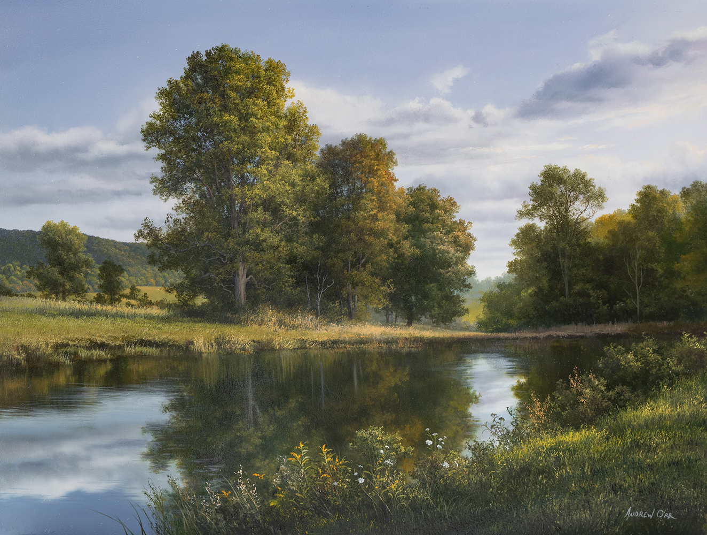 andrew_orr_z1017_late_summer_at_the_pond.jpg