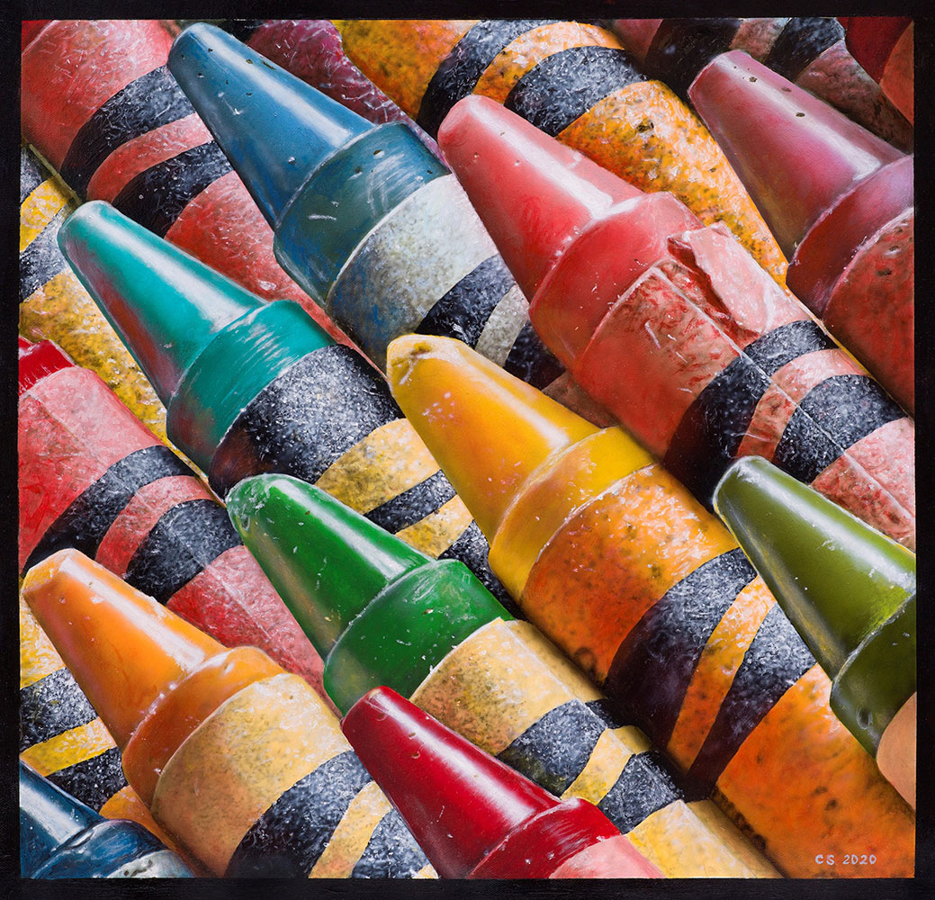cesar_santander_cs1011_diagonal_crayons.jpg