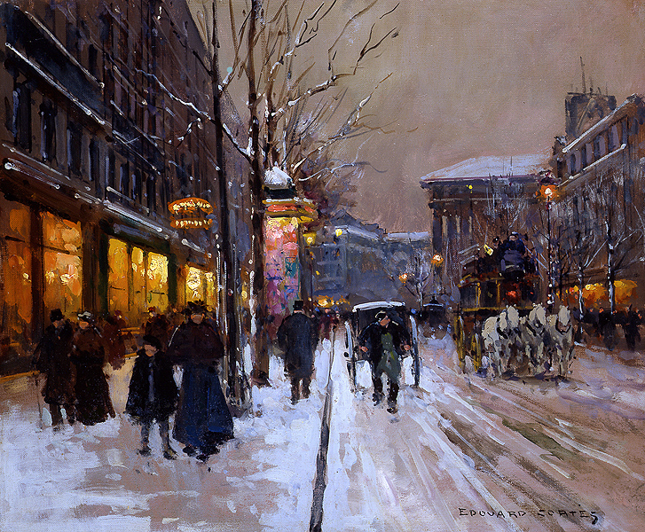 edouard_leon_cortes_a3676_boulevard_de_la_madeleine_winter.jpg
