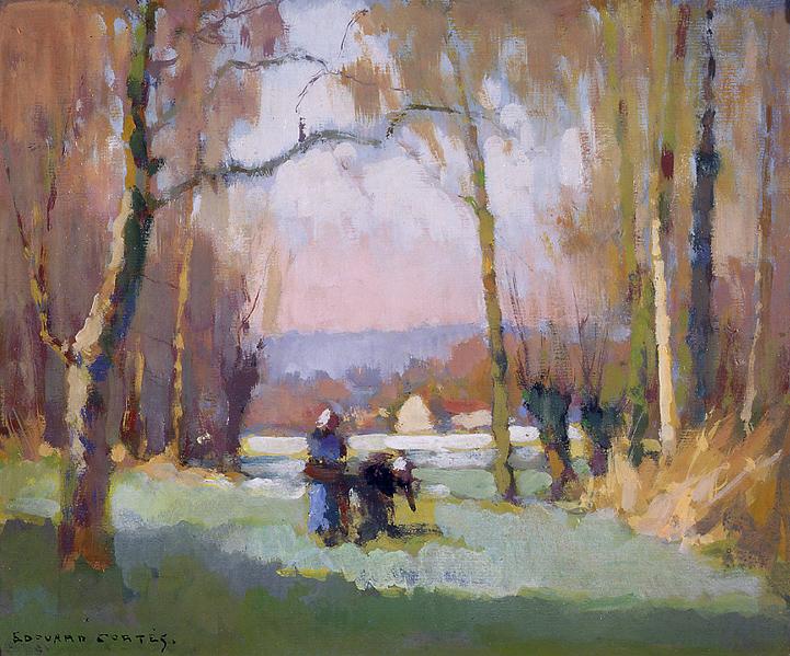 edouard_leon_cortes_a3686_gathering_twigs_in_winter.jpg
