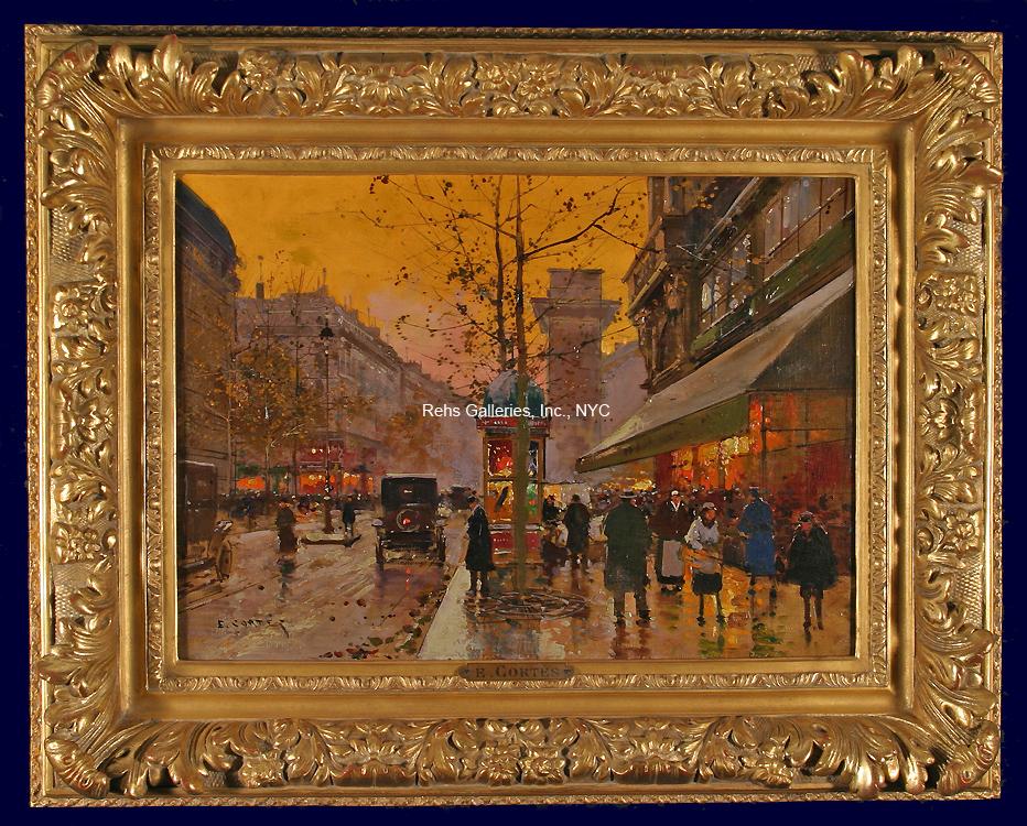 edouard_leon_cortes_b1717_boulevard_et_porte_st_martin_framed_wm.jpg