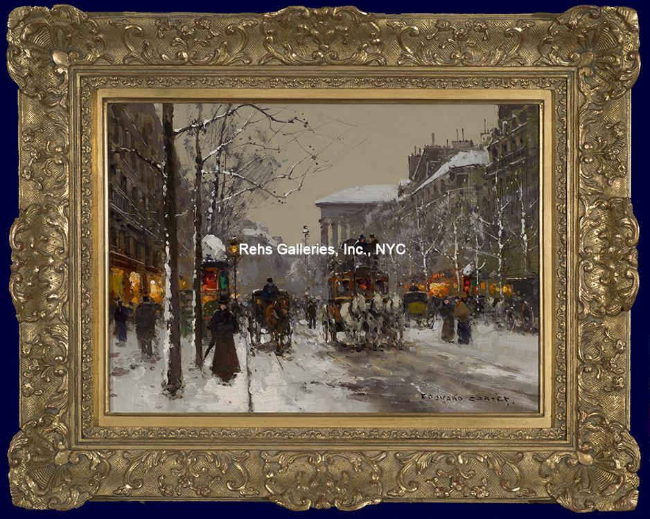 edouard_leon_cortes_b1979_boulevard_de_la_madeleine_winter_framed_wm.jpg