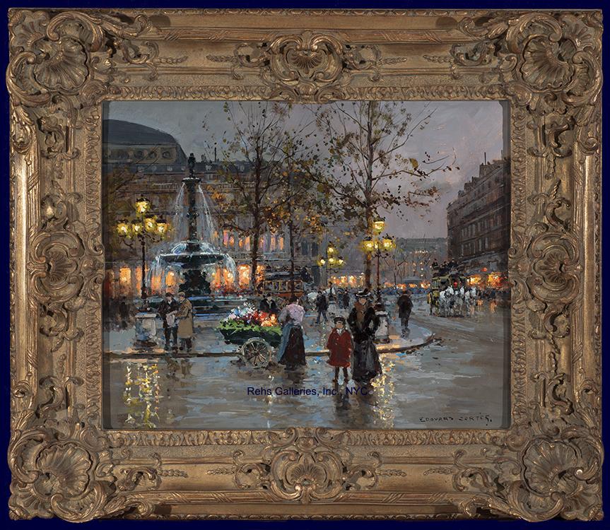 edouard_leon_cortes_e1004_place_du_theatre_de_la_comedie_francaise_framed_wm.jpg