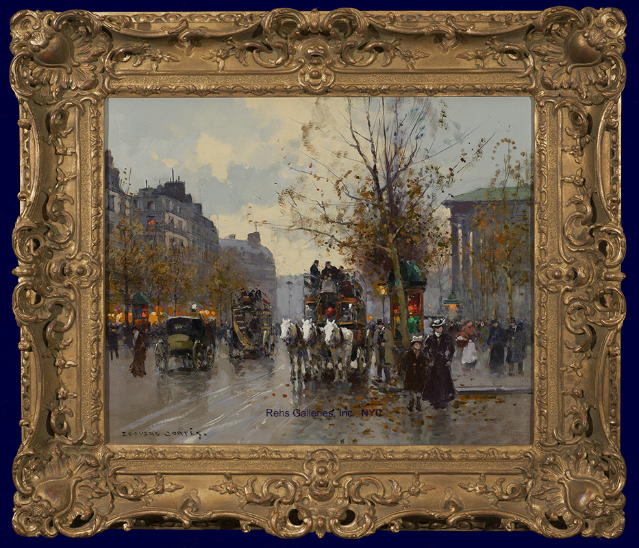 edouard_leon_cortes_e1039_paris_omnibus_on_the_place_de_la_madeleine_framed_wm.jpg