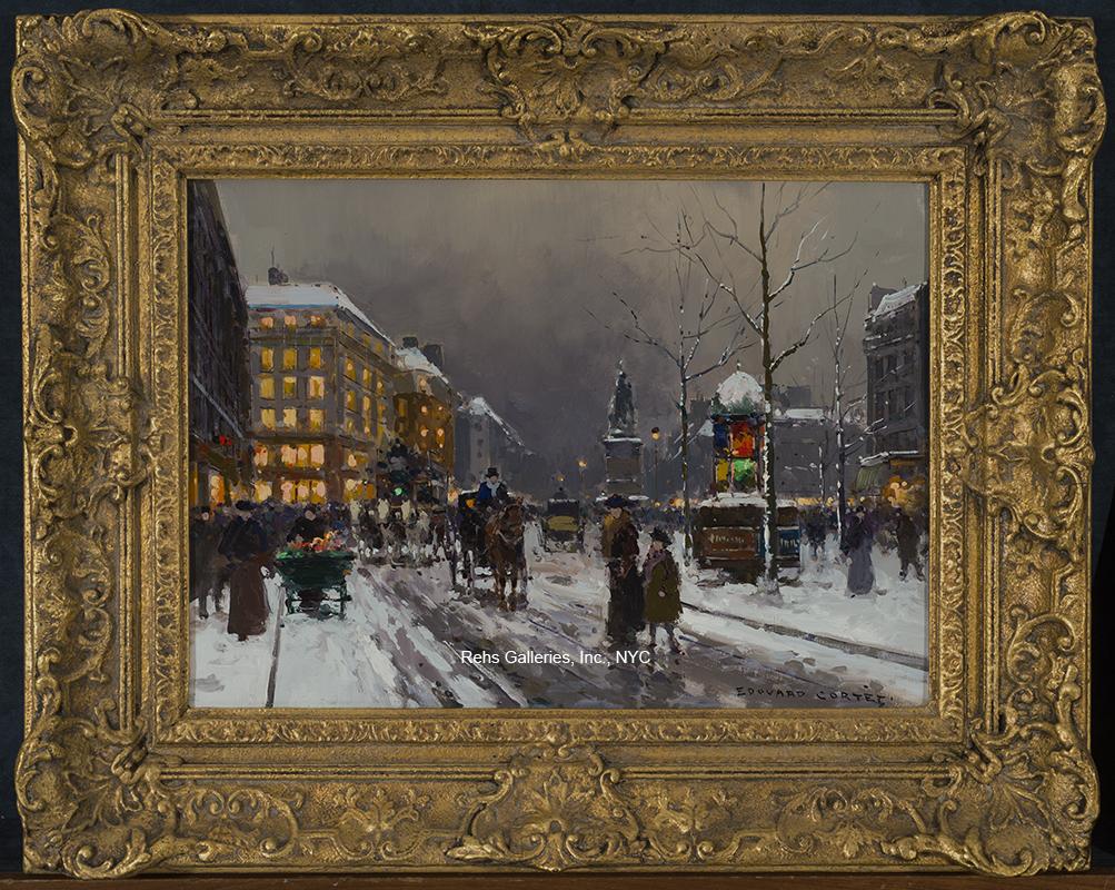 edouard_leon_cortes_e1150_place_de_clichy_in_winter_framed_wm.jpg