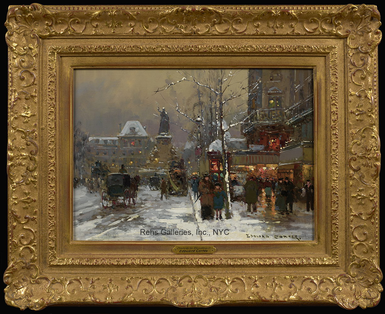 edouard_leon_cortes_e1426_place_de_la_republique_en_hiver_framed_wm.jpg