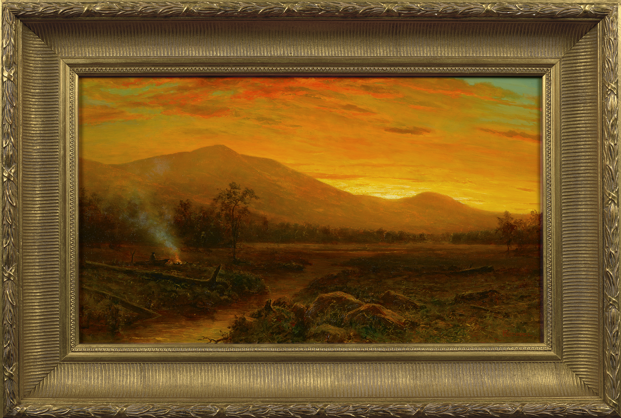 erik_koeppel_ek1071_Morning_fire_thorn_mountain_framed.jpg
