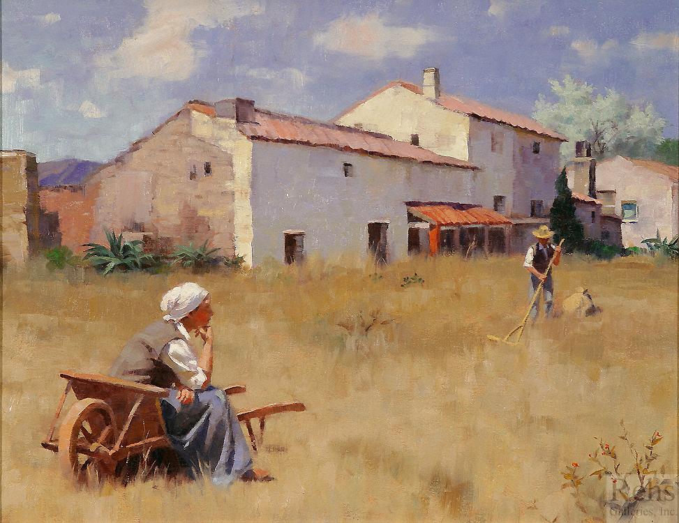 Andalusian Farmhouse