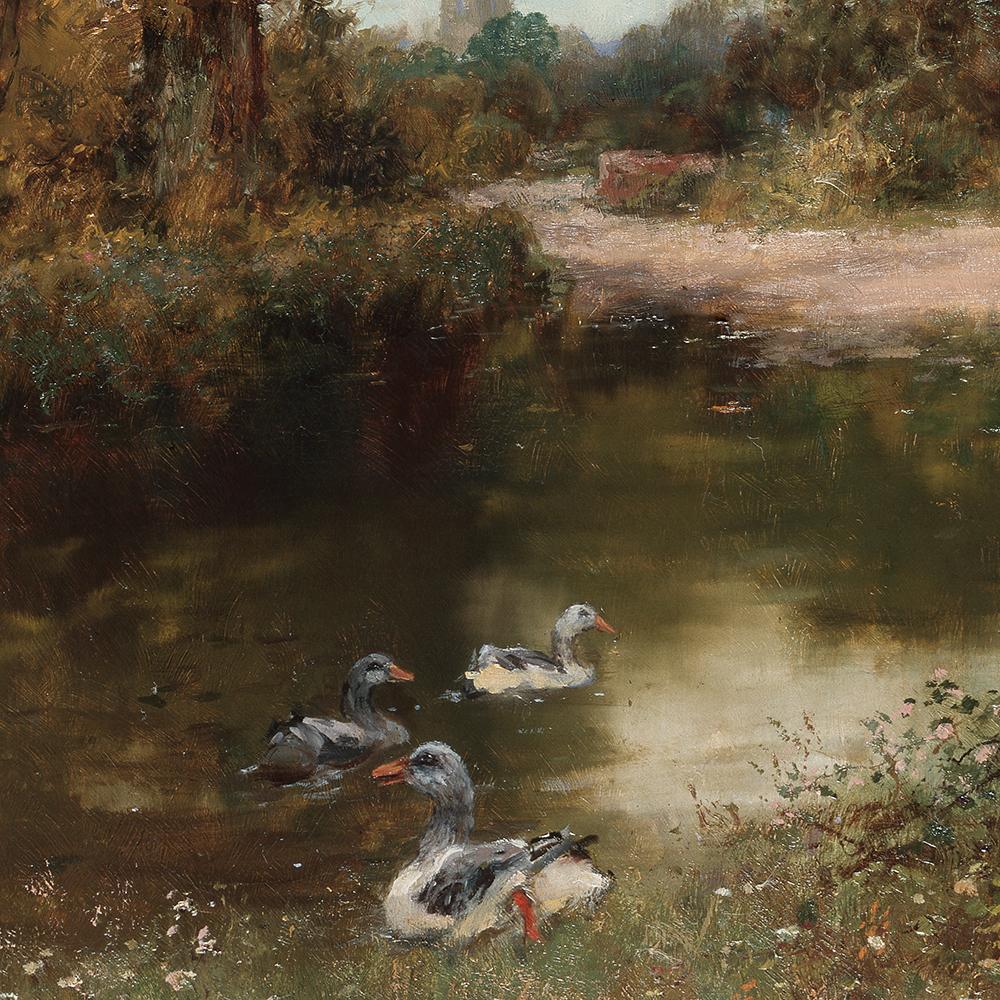 henry_john_yeend_king_a2896_a_walk_in_the_country_ducks.jpg