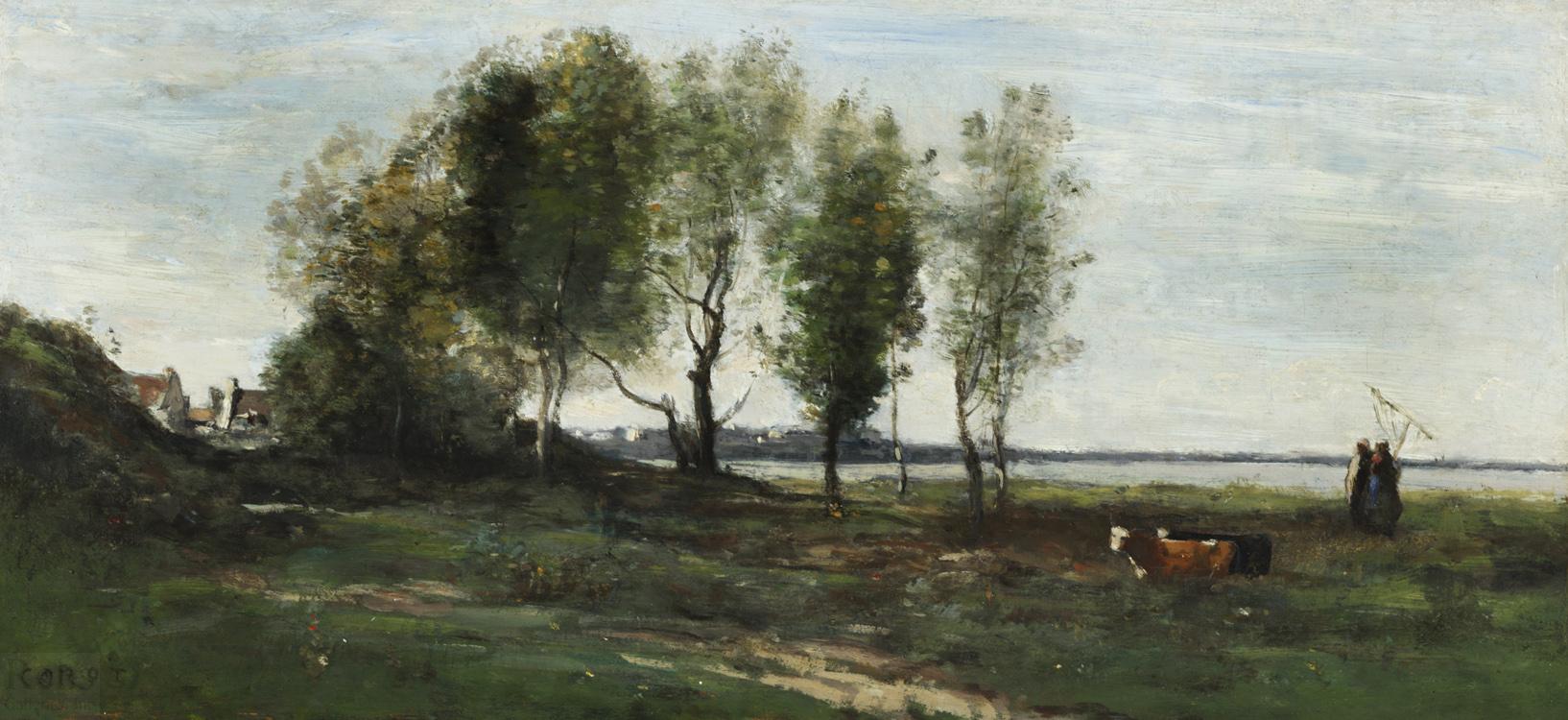The lyrical landscape - Baie de la somme ...