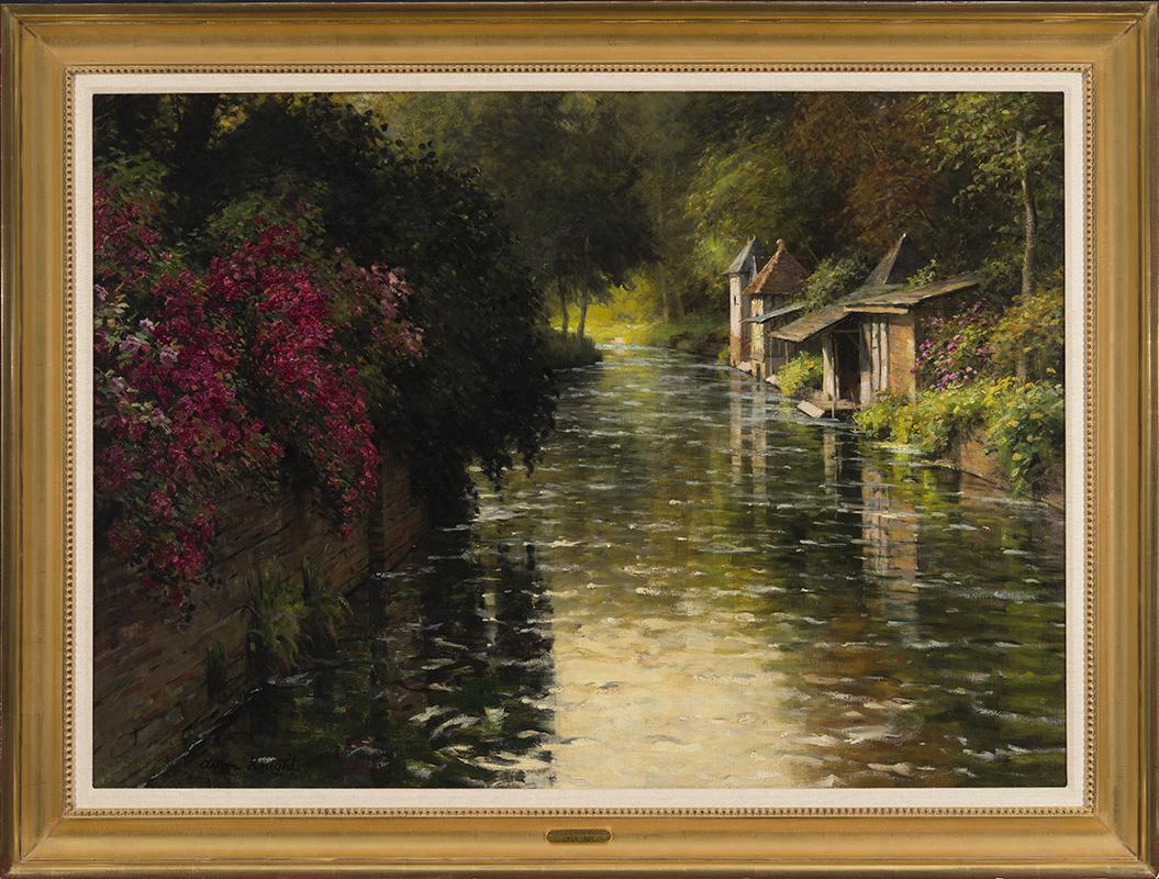 louis_aston_knight_e1136_les_vieux_lavoirs_beaumont_framed.jpg