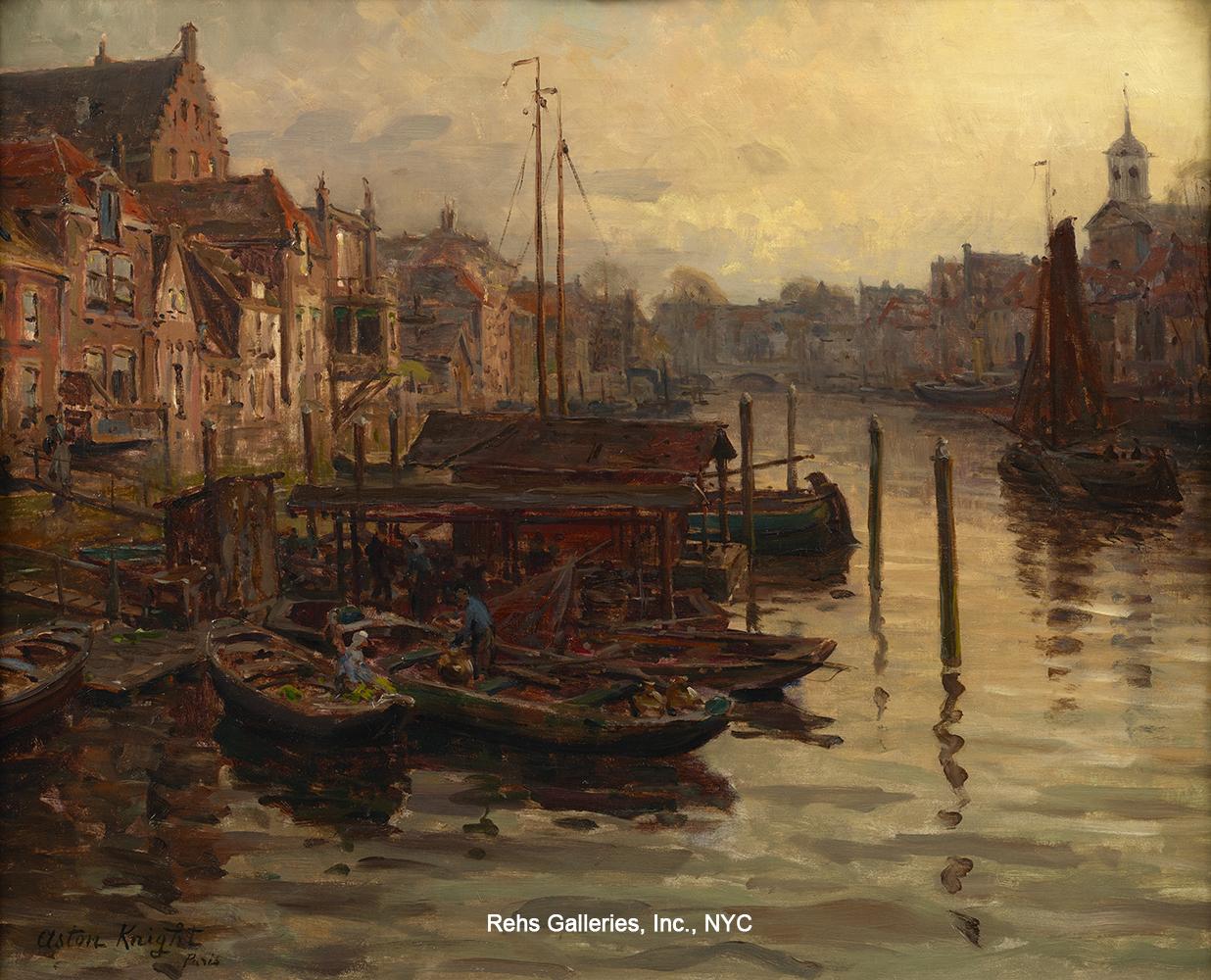 louis_aston_knight_e1411_the_old_harbor_dordrecht_holland_wm.jpg