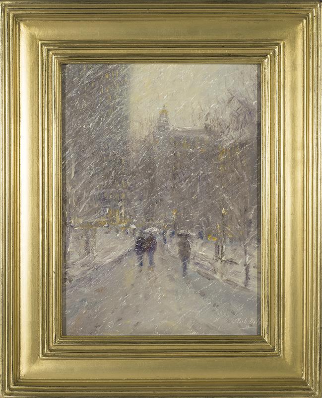 mark_daly_md1042_warm_snow_madison_square_park_framed.jpg