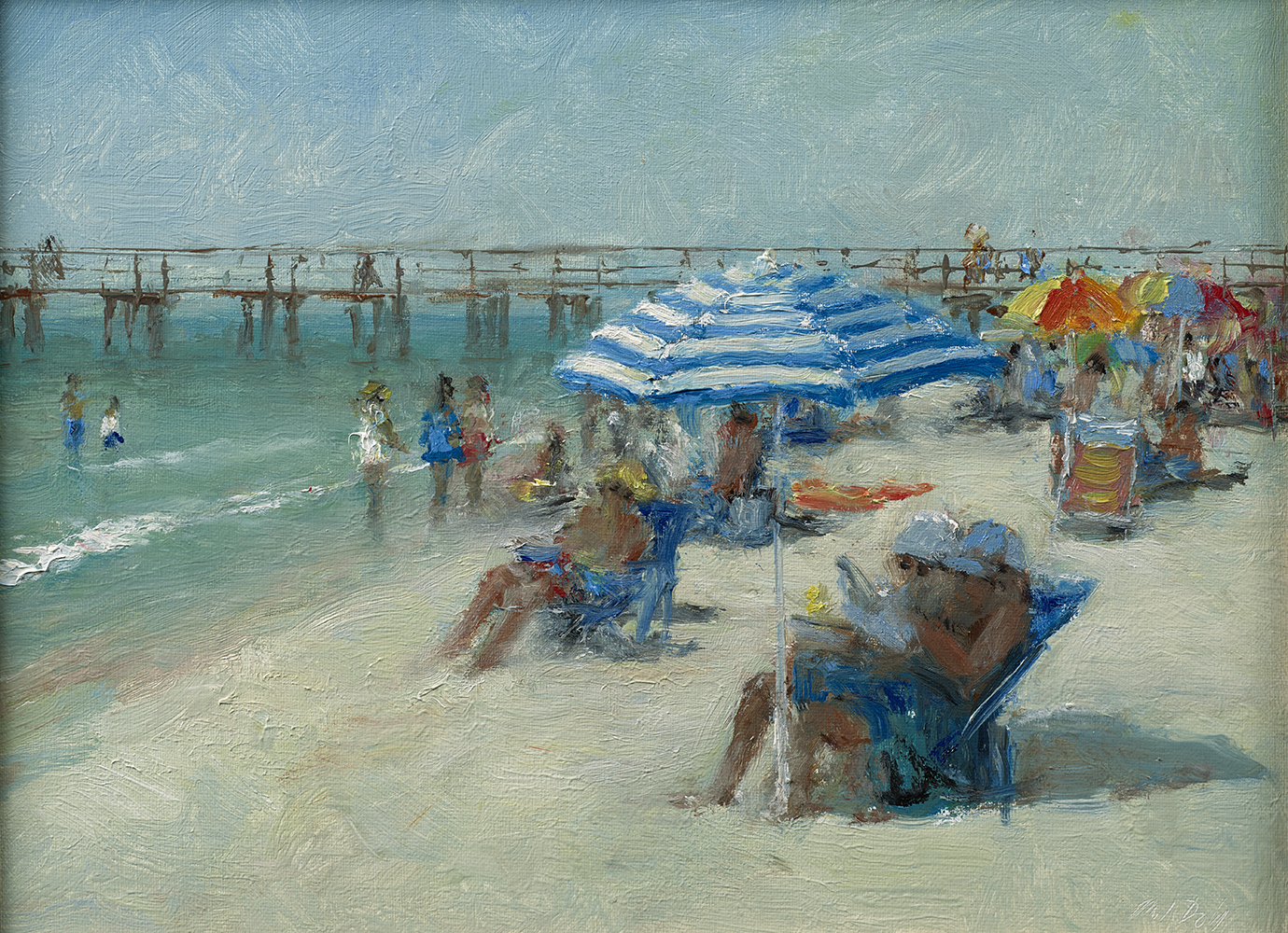 mark_daly_md1067_blue_striped_umbrella_naples_florida.jpg