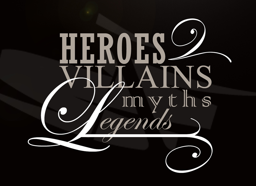 how to identify villains and heros essay