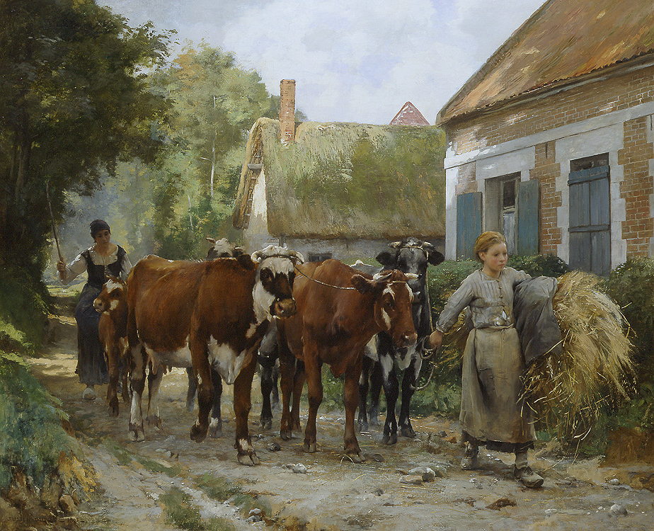 La Rentr 233 E Au Village