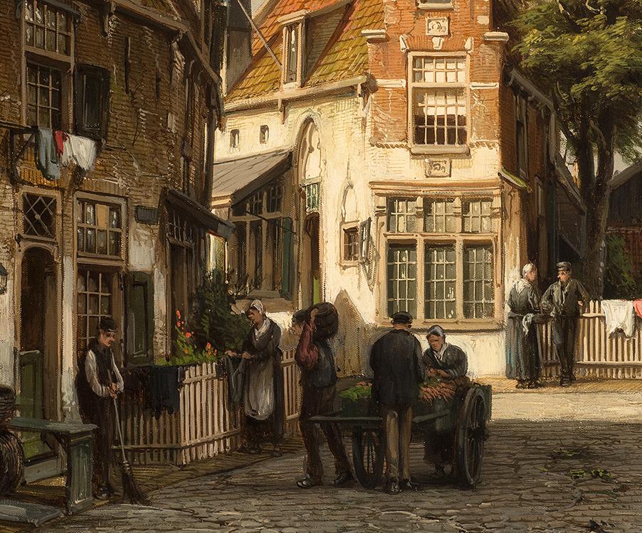 willem_koekkoek_b1952_a_busy_street_in_summer_enkhuizen_left.jpg